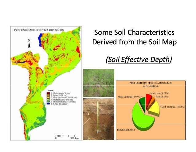 The status of soil resources in mozambique jacinto for What are soil characteristics