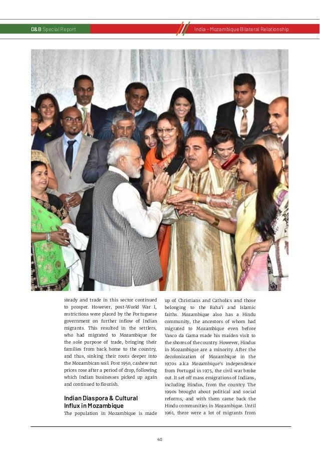 41 D&B Special Report India - Russia Bilateral RelationshipD&B Special ReportIndia - Mozambique Bilateral Relationship Goa...