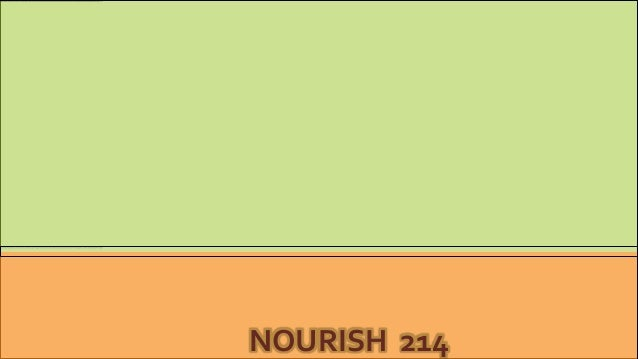 NOURISH 214