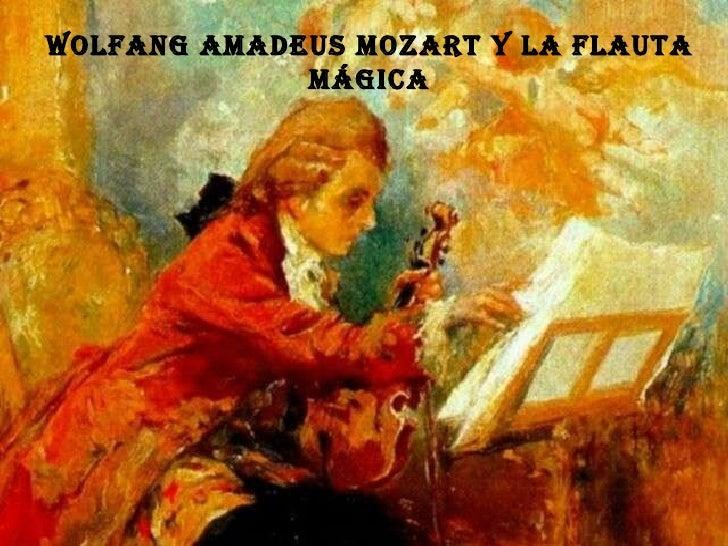 Resultat d'imatges de la flauta magica mozart