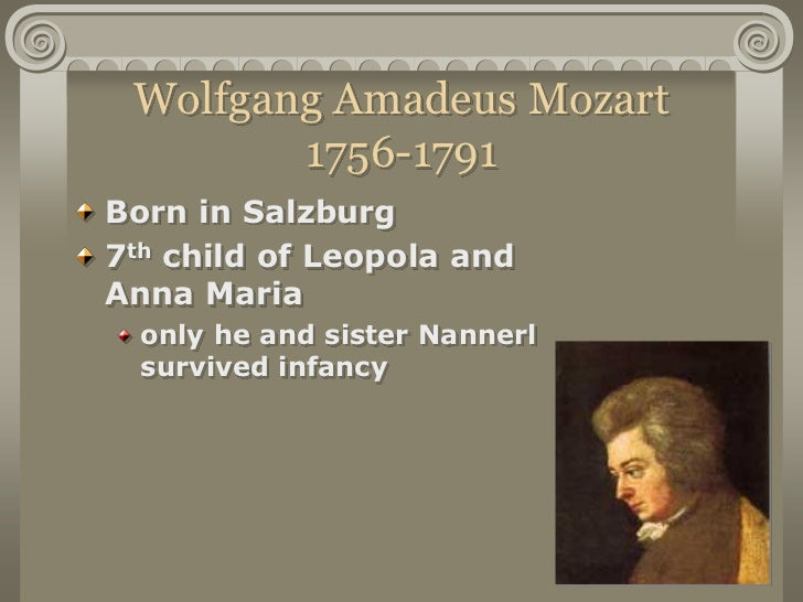wolfgang mozarts requiem essay On monday 19 december, the guardian is live streaming the aurora orchestra's performance of mozart's requiem, featuring the choir of.