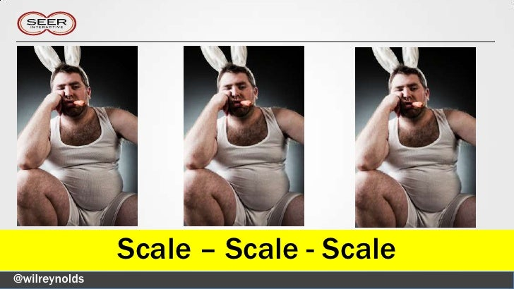 Scale – Scale - Scale@wilreynolds