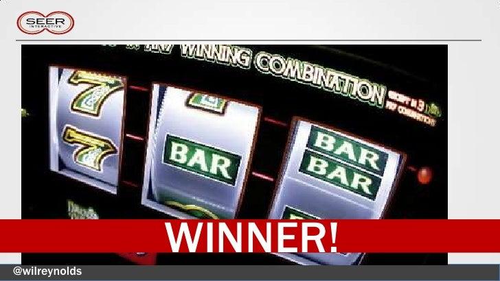 WINNER!@wilreynolds
