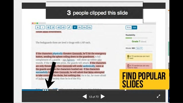Convert to word html pdf slides …