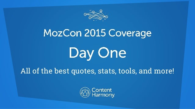 All of the best quotes, stats, tools, and more!