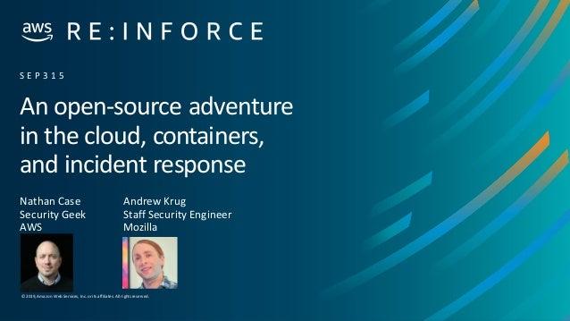 MozDef Workshop slide Slide 2