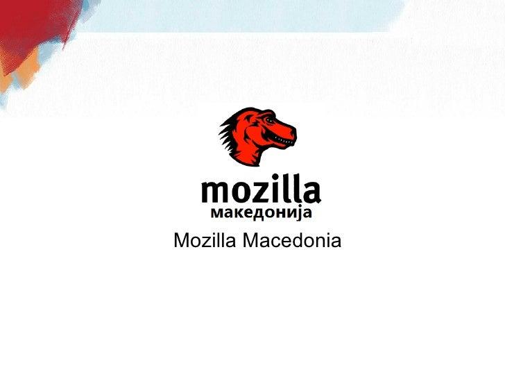 Mozilla Macedonia