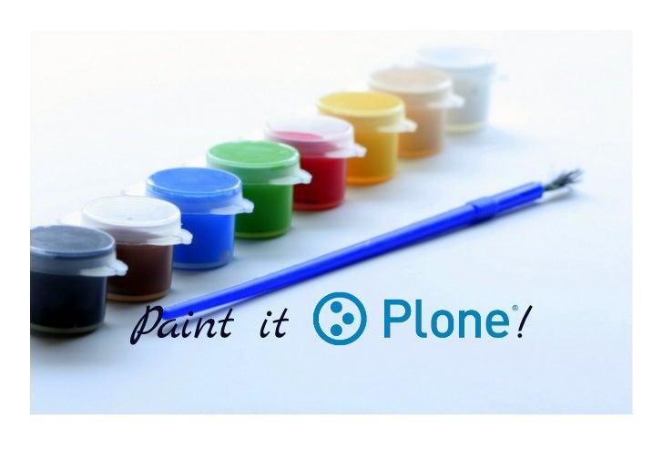 Paint it   !