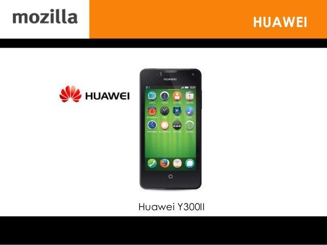 HUAWEI Huawei Y300II