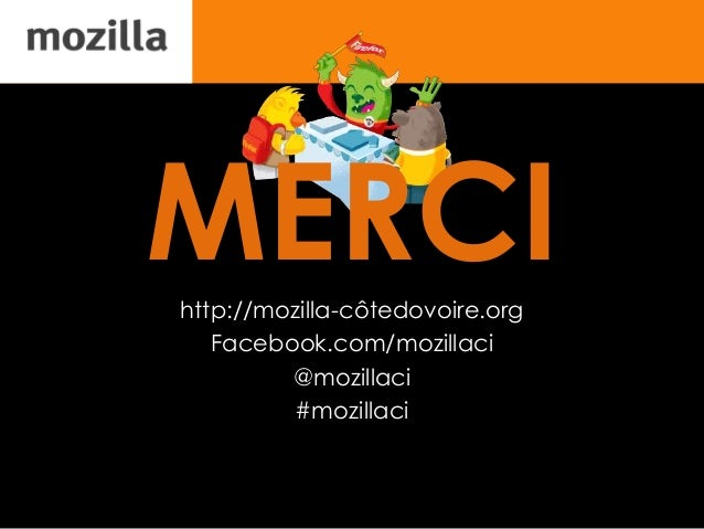 Mozilla en Afrique : Mythe ou Réalité
