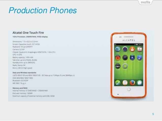 Production Phones 5