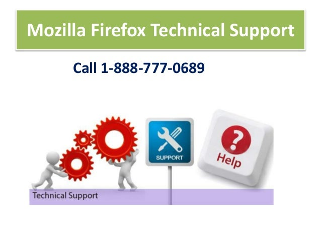 Contact Mozilla Firefox Technical Support Phone Number