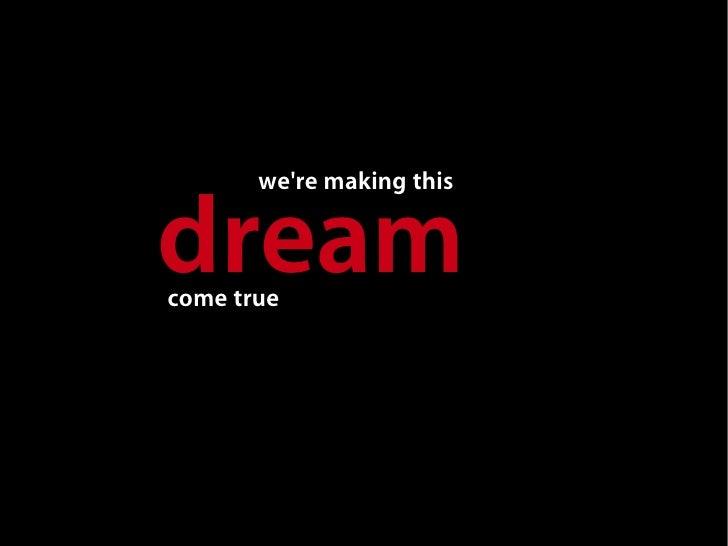 indie     filmmakers   dream