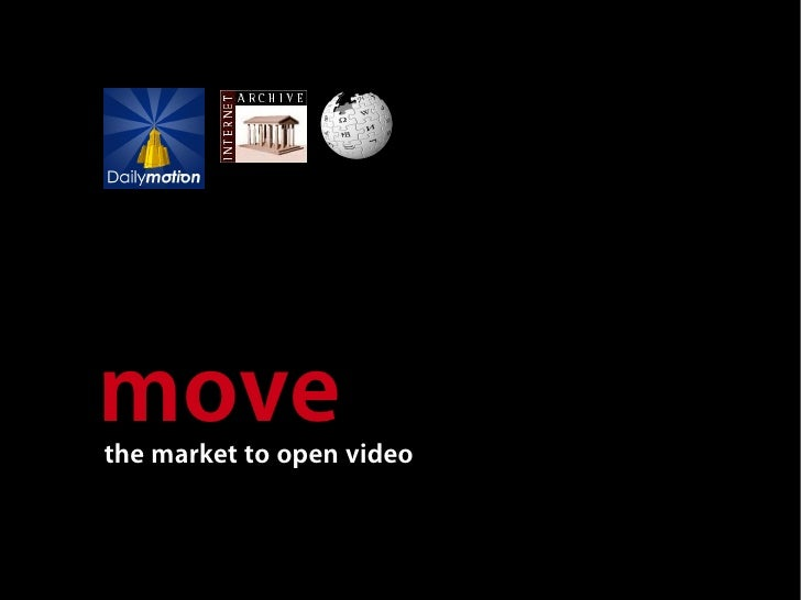 """open  video future!                      """"mozilla is not afraid to           do things that take a long time"""""""
