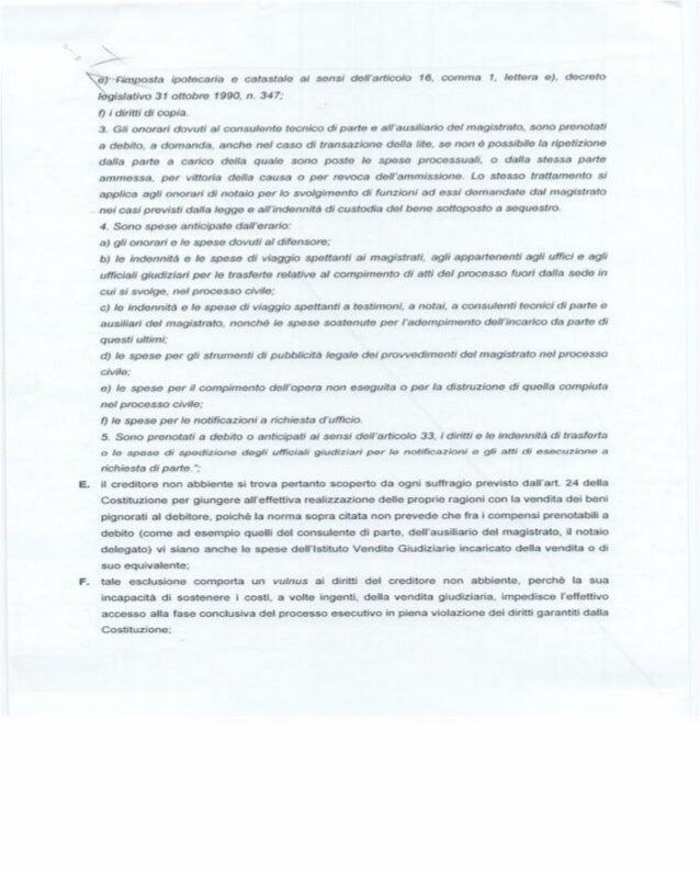 Gratuito Patrocinio: Mozione n. 22 del Congresso Nazionale Forense di Rimini