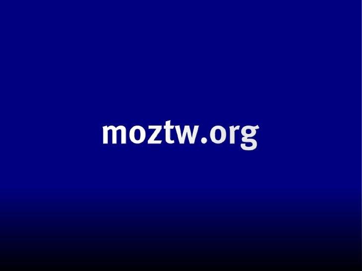 我們是 ...         中文在地化專案                   使用者社群     ●                         ●               Firefox         –           ...