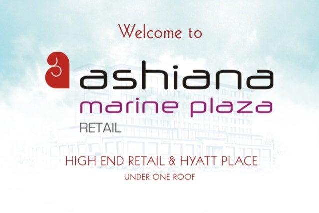 Ashiana Marine Plaza, Jamshedpur (e-Brochure)