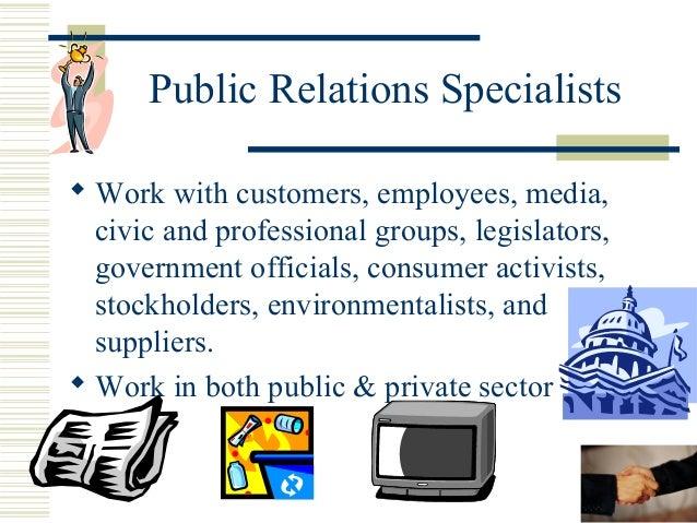 Public relation and publicity