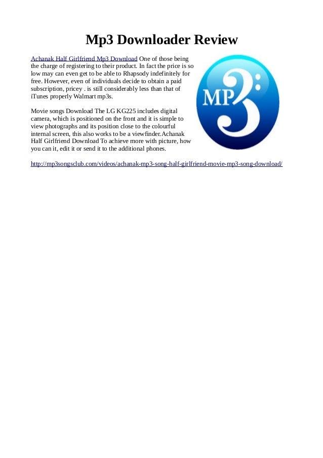 free download mp3 Girlfriend movie
