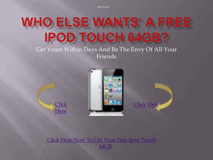 Mp3 PlayerGet Yours Within Days And Be The Envy Of All Your                     Friends      Click                        ...