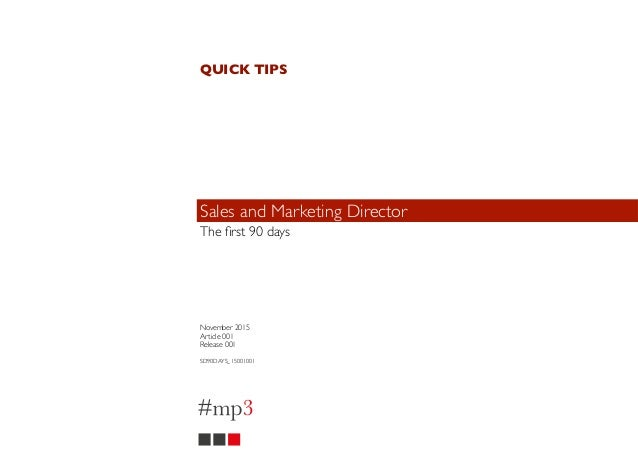 sales and marketing tips pdf