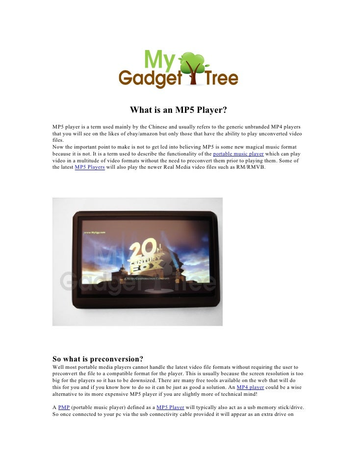 a guide to the latest mp4 players mp5 players rh slideshare net Mp10 Player Media Player