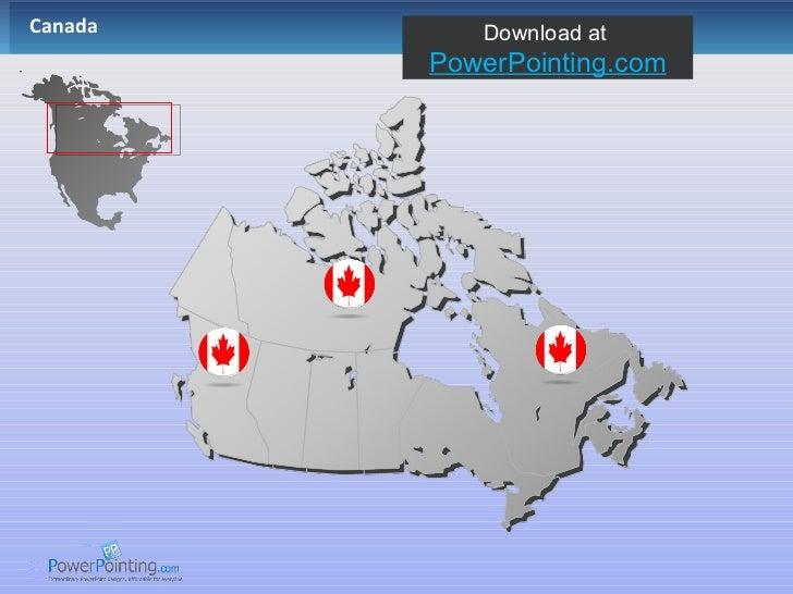 Canada Download at  SlideShop.com
