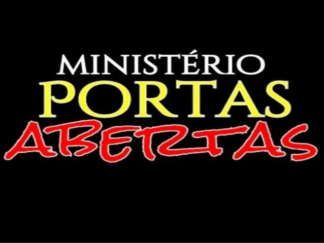 Ministério Jesus Cristo é a Porta IGREJA UMA NOITE MARAVILHOSA! Quando a última coisa que você tiver for Deus, você vai de...