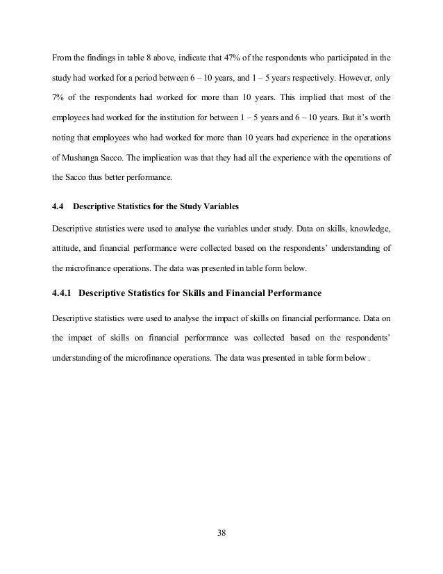 MPANGANE VERERIAN Dissertation on impact of managerial competence on
