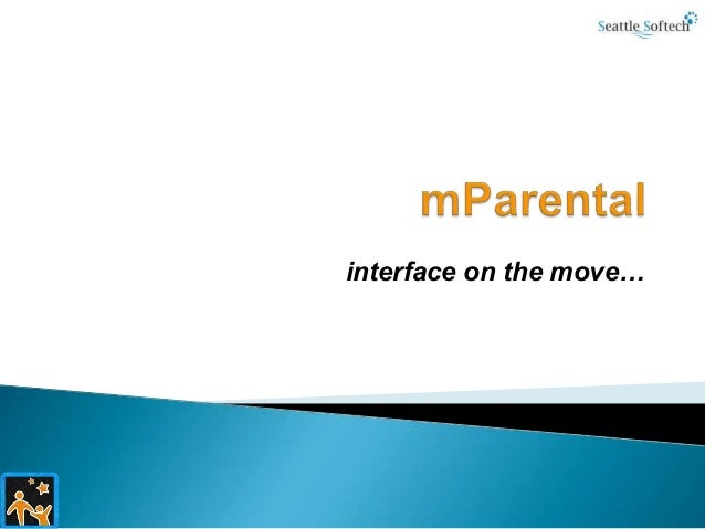 interface on the move…