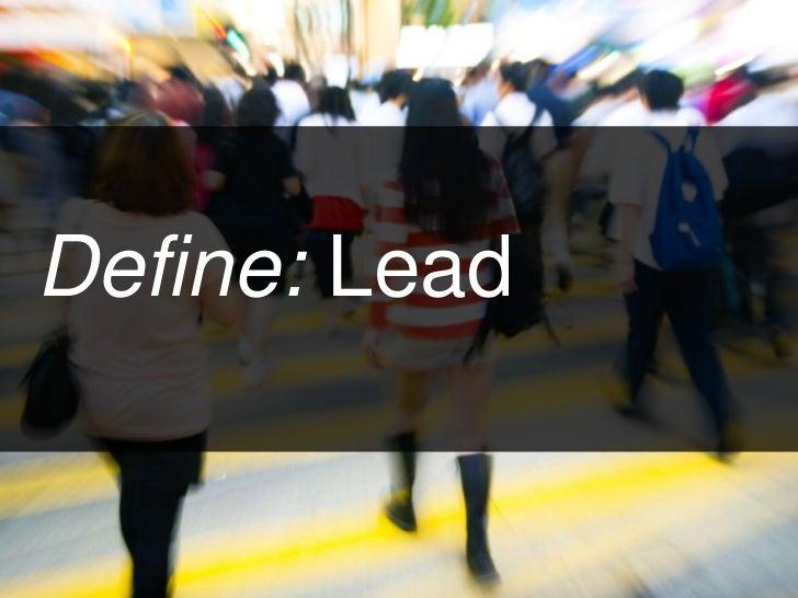 Social Media Lead Generation [5 Steps] Slide 2