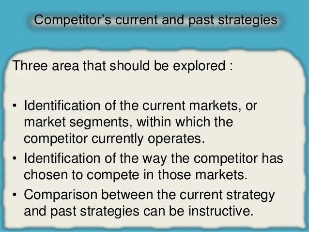 marketing situation analysis example