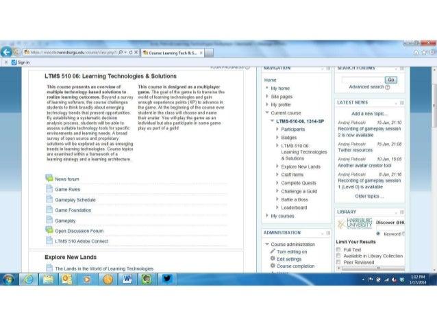 Multiplayer Classroom Screen Captures