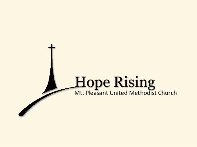 Hope Rising Mt. Pleasant United Methodist Church