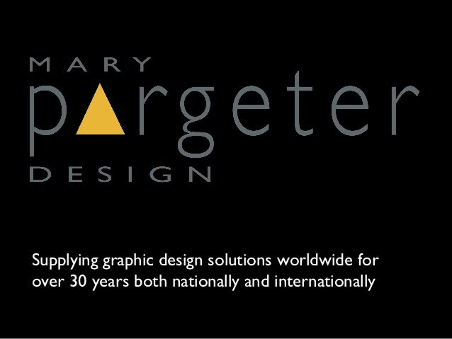 Supplying graphic design solutions worldwide forover 30 years both nationally and internationally