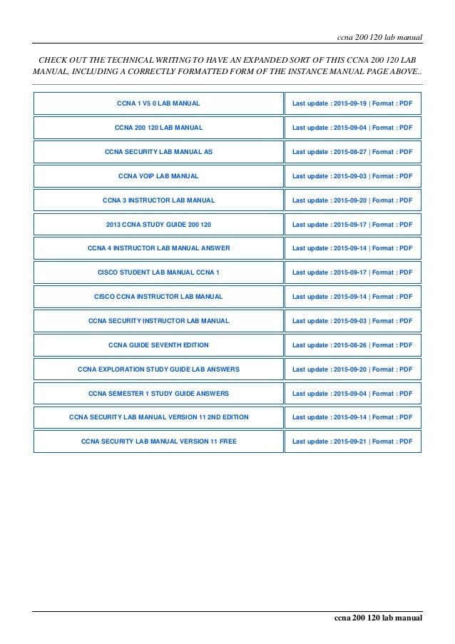 ccna 4 lab manual answers download rh ccna 4 lab manual answers download tempower us CCNA Lab Topology CCNA Lab Kit