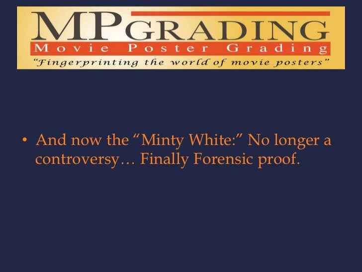 Mp Grading Tradeshow Presentation
