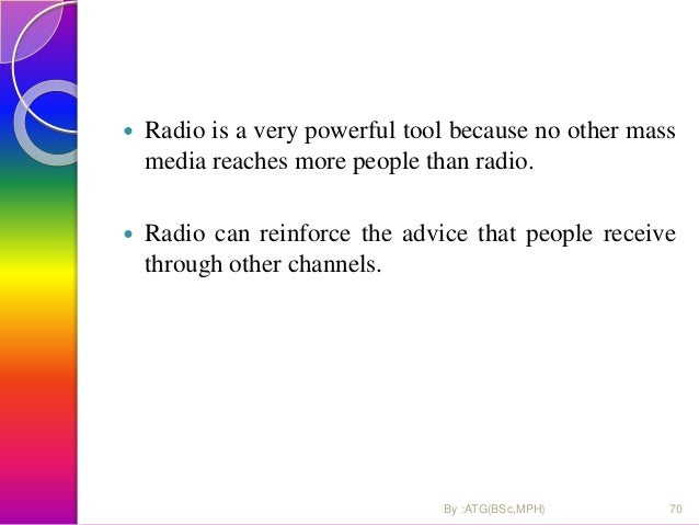 4. Audio visual Health Learning Material  Audio visuals are multi-sensory materials- combine both seeing and listening  ...