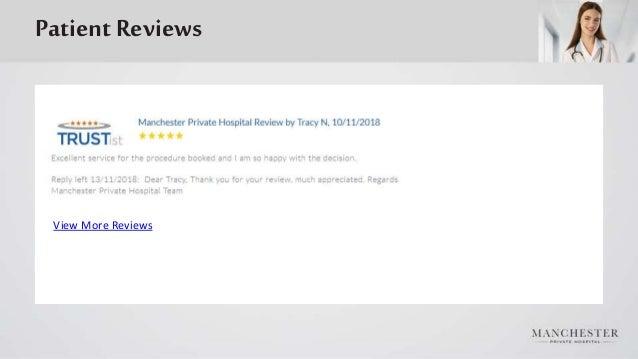 Patient Reviews View More Reviews