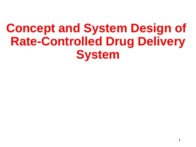 development of controlled drug delivery systems cdds To minimize drug degradation and loss, to prevent harmful side-effects and to increase drug bioavailability and the fraction of the drug accumulated in the required zone, various drug delivery and drug targeting systems are currently under development.