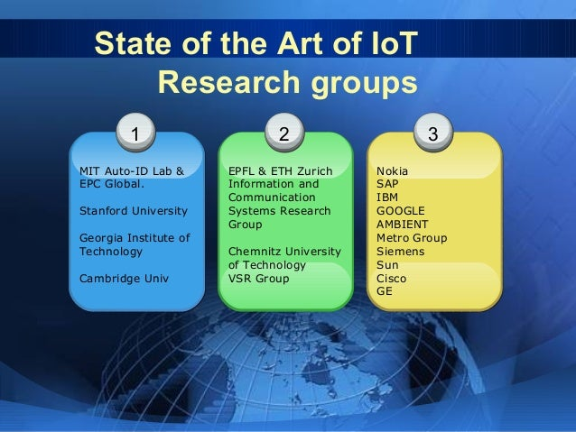 The challenge of IoT Total challenge of IOT 1.Technological Standardization in most areas are still remain fragmented. 2.m...