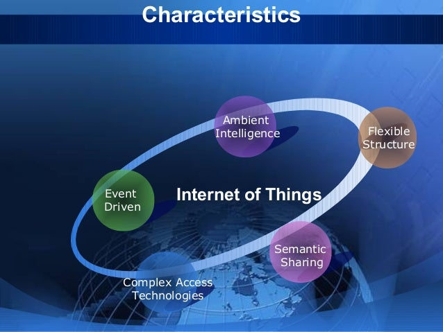 Why Internet of Things Dynamic control of industry and daily life Improve the resource utilization ratio Better relationsh...