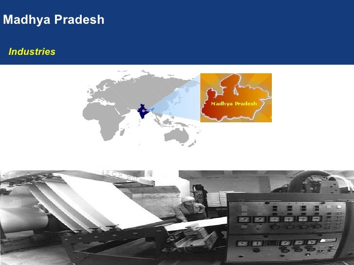 Madhya Pradesh Industries