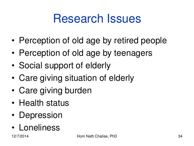 status of elderly people in nepal Aging trends: population aging in nepal deepakkumar yadav, health and socioeconomic status of the elderly people living in hilly areas of pakhribas.