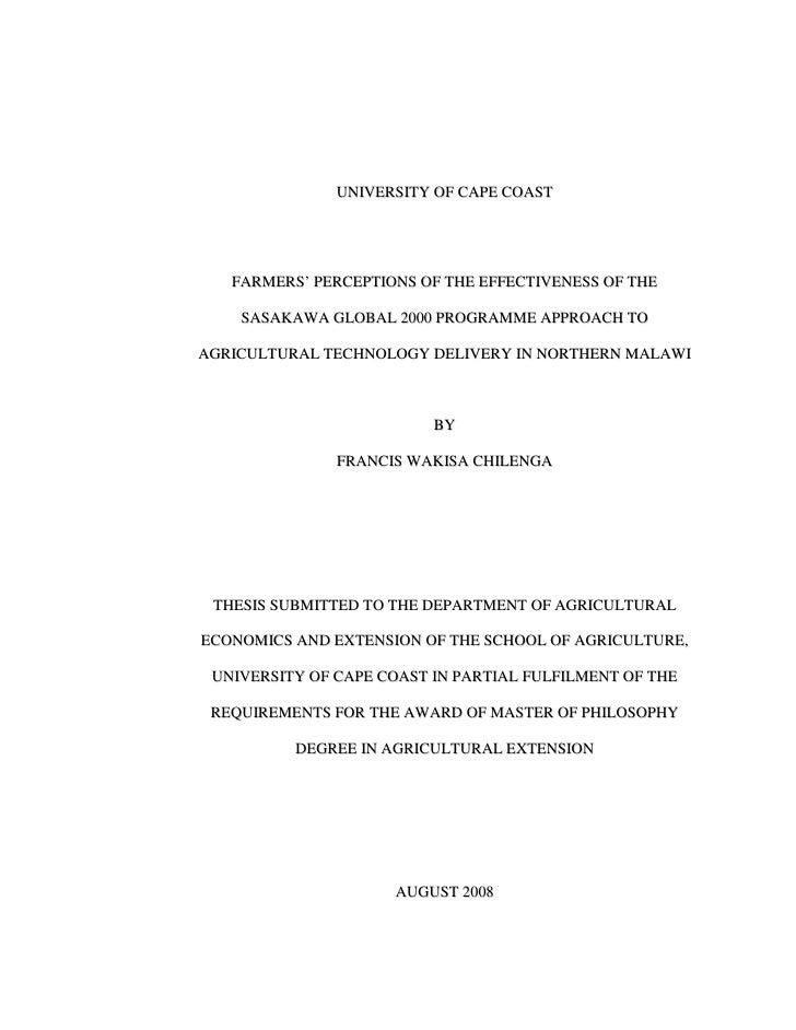 Phd thesis dedication page