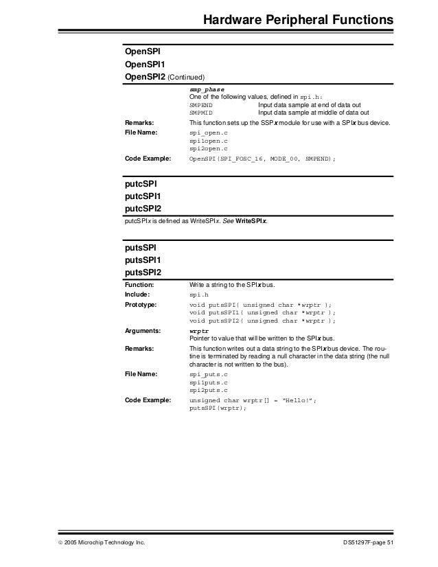 Mplab c18 libraries_51297f