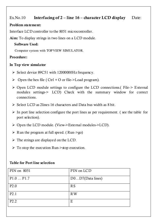 mp lab manual rh slideshare net Nursing Lab Duke Lab Manual