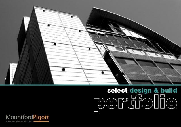 select design & build Architecture DesignMasterplanning