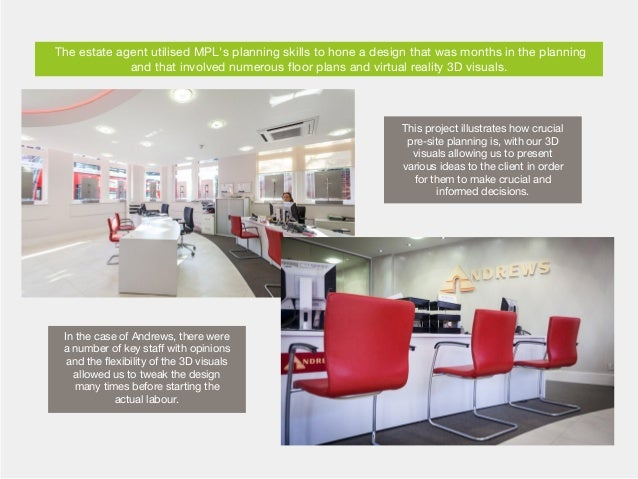 estate agent office design. Flagship Branch; 3. The Estate Agent Office Design U