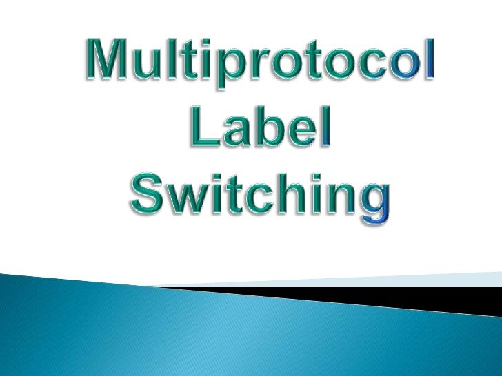 Label Switching Paths: criação de caminhosentre roteadores, garantindo um melhor tráfegoHabilitam decisões de escolha de m...